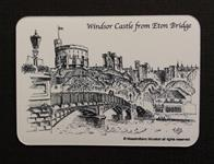 Eton Bridge Magnet Image